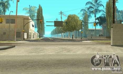 Grove Street para GTA San Andreas sucesivamente de pantalla