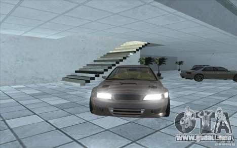 Centinela de GTA 4 para la visión correcta GTA San Andreas