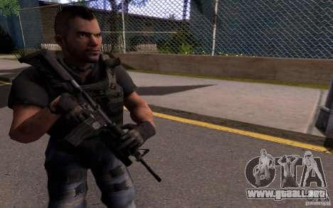 4 Un Mctavish (Brasil) para GTA San Andreas