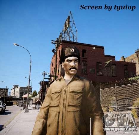 Niko - Stalin para GTA 4