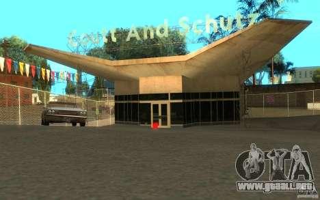 Car Buy para GTA San Andreas
