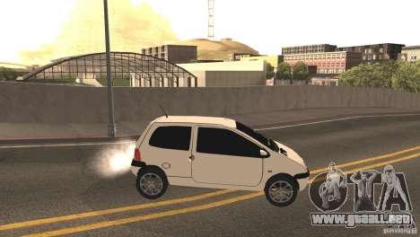 Renault Twingo para la visión correcta GTA San Andreas