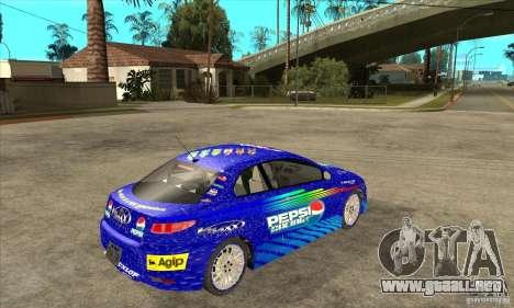 Alfa Romeo GT para la visión correcta GTA San Andreas