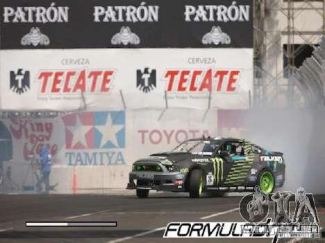 Pantallas de carga Formula Drift para GTA San Andreas