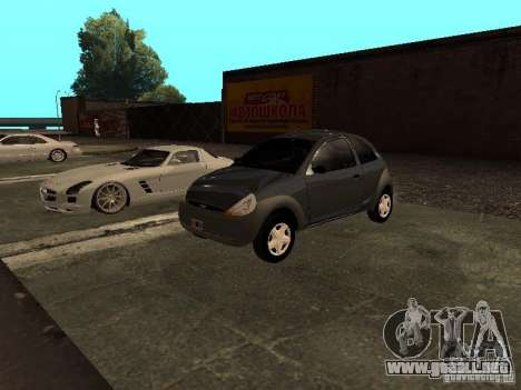 Ford Ka 1998 para GTA San Andreas