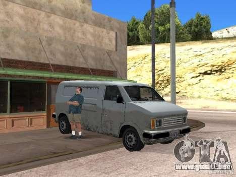 Renovación de la aldea Al-Kebrados v1.0 para GTA San Andreas quinta pantalla