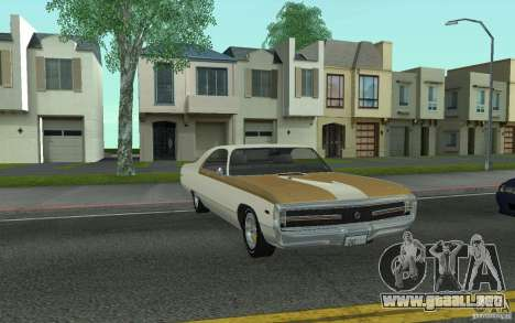 Chrysler 300 Hurst 1970 para GTA San Andreas