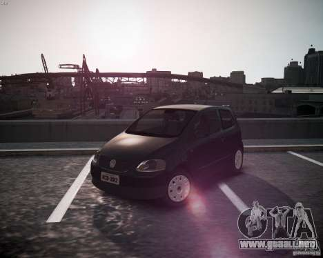 Volkswagen Fox 2011 para GTA 4