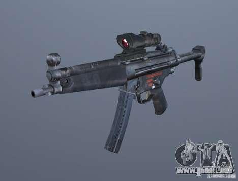 Grims weapon pack2 para GTA San Andreas séptima pantalla
