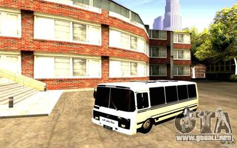 PAZ 3205 Dag para la visión correcta GTA San Andreas