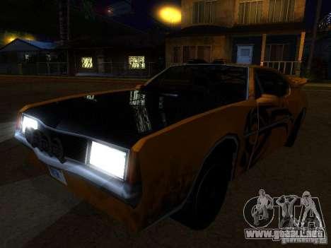 Clover Tuning para la visión correcta GTA San Andreas