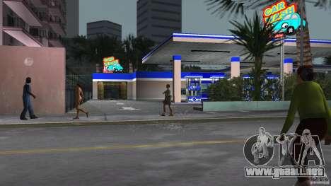 Aral Tankstelle Mod para GTA Vice City sucesivamente de pantalla