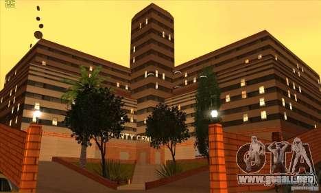 El nuevo hospital en HP para GTA San Andreas