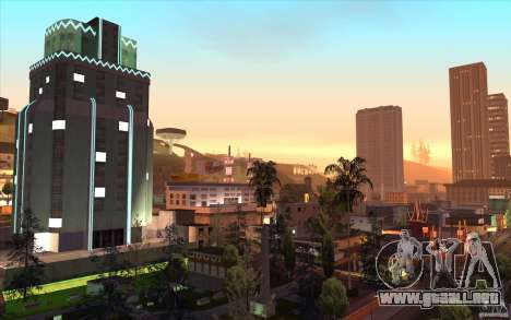 New loadscreens para GTA San Andreas segunda pantalla