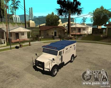 NSTOCKADE de GTA IV para GTA San Andreas