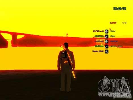Nuevos skins La Coza Nostry para GTA: SA para GTA San Andreas segunda pantalla