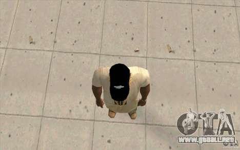 Casquillo nfsu2 para GTA San Andreas tercera pantalla