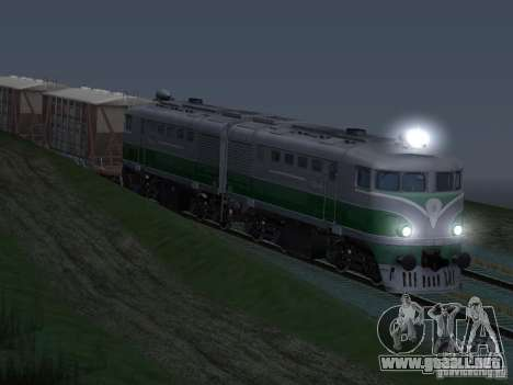 TE2-414 para visión interna GTA San Andreas