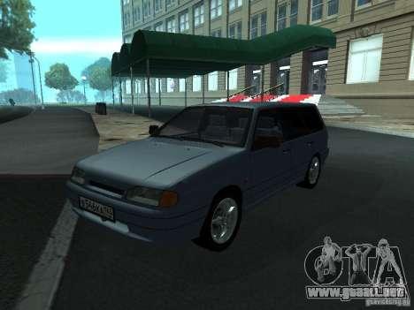Touring 2114 ВАЗ para GTA San Andreas
