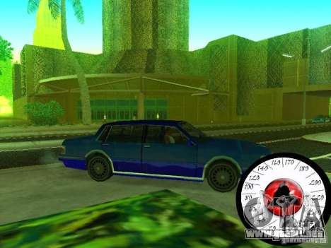 Nuevo Cpidometr para GTA San Andreas