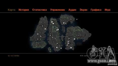 CG4 Radar Map para GTA 4