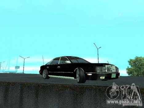 Nissan President JS para GTA San Andreas vista hacia atrás