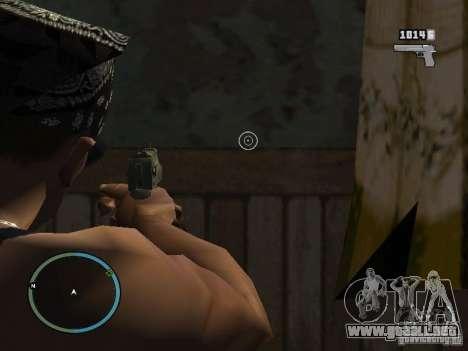 Cámara de GTA IV 1.0 para GTA San Andreas