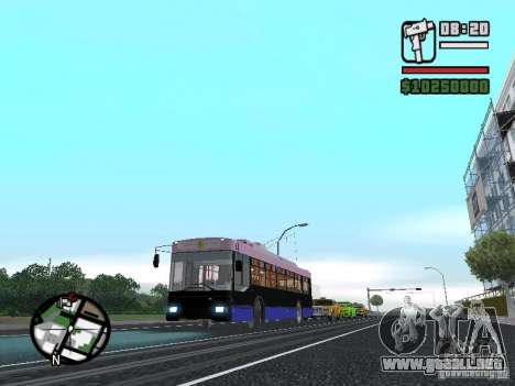 Optima Trolza 5275 para la visión correcta GTA San Andreas