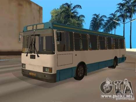 LAZ 52527 para GTA San Andreas
