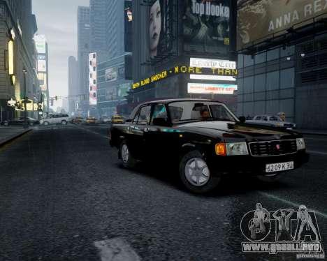 Gaz-31029 para GTA 4 visión correcta