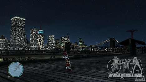 Tabla # 2 para GTA 4 visión correcta