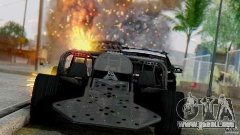 SA Beautiful Realistic Graphics 1.7 BETA para GTA San Andreas décimo de pantalla