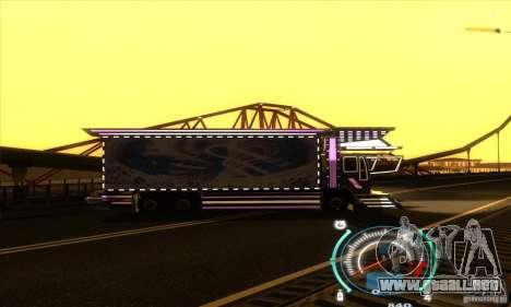 Carro japonés para la visión correcta GTA San Andreas
