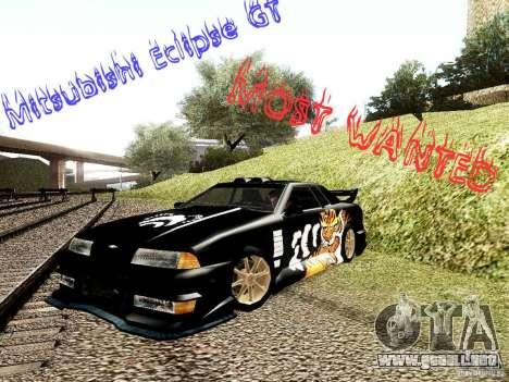 Vinilo gran Lou de Most Wanted para GTA San Andreas