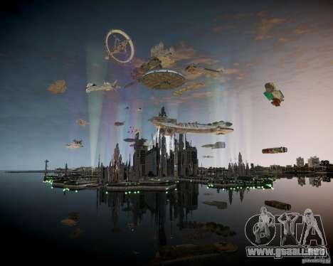 Stargate-Atlantis para GTA 4 segundos de pantalla