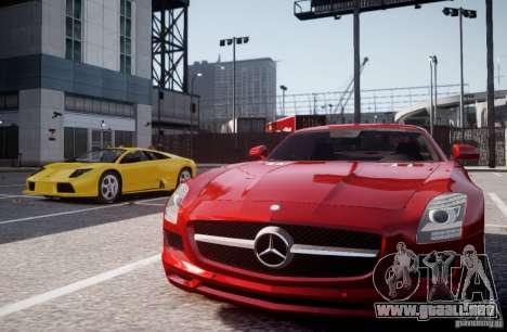 Youxiang Mixed ENB v 2.1 para GTA 4 segundos de pantalla