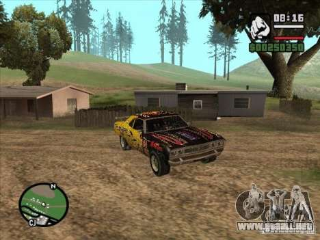 FlatOut Blade para GTA San Andreas