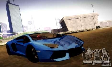 UltraThingRcm v 1.0 para GTA San Andreas octavo de pantalla