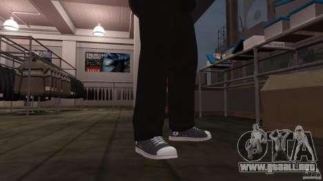 Converse Allstars para GTA 4