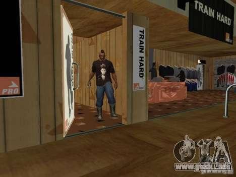 La franja de Gaza para GTA San Andreas décimo de pantalla