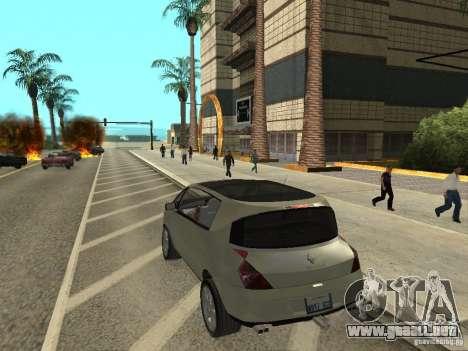 Renault Avantime para GTA San Andreas left