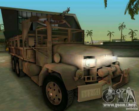 M352A para GTA Vice City left