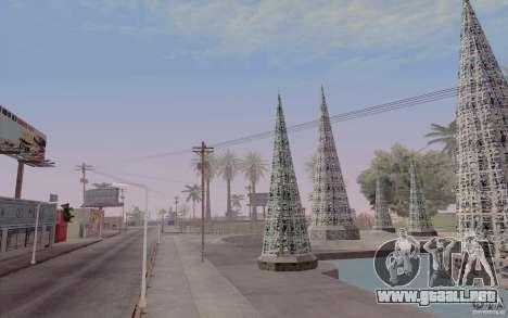 SA Illusion-S SA:MP Edition V2.0 para GTA San Andreas segunda pantalla