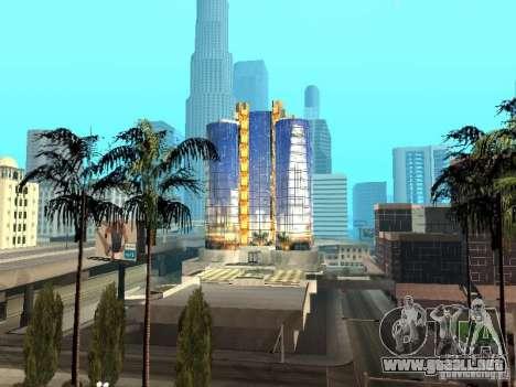 Nueva textura de rascacielos para GTA San Andreas