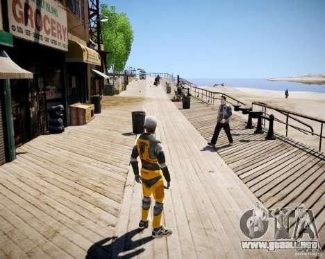 Morgan Freeman para GTA 4 tercera pantalla