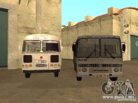 Surco-4234 para GTA San Andreas left