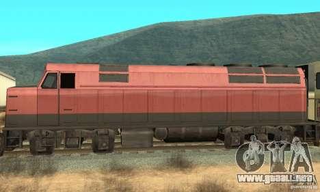 New Streak Skin para GTA San Andreas left