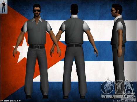 Guardia para GTA San Andreas