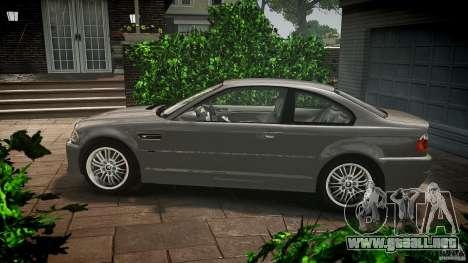 BMW M3 e46 v1.1 para GTA 4 left