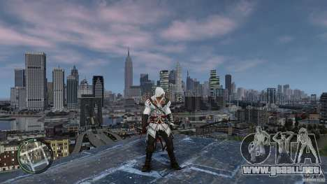 Assassins Creed II Ezio para GTA 4